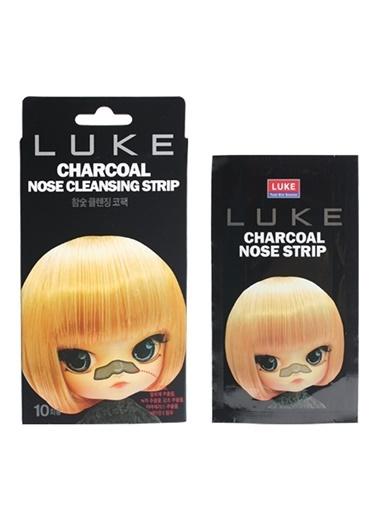 Luke Charcoal Nose Cleansing Strip - Charcoal(Kömür Tozu) İçeren Burun Bandı Renksiz